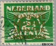 Nederland NL D10  1934 Cour Permanente de Justice 2½ cent  Gestempeld