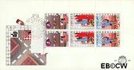 Nederland NL E162a  1977 Gevaren voor het kind  cent  FDC zonder adres
