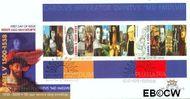 Nederland NL E413  2000 Keizer Karel V  cent  FDC zonder adres