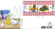 Nederland NL E423a  2000 Strippostzegels- Sjors en Sjimmie  cent  FDC zonder adres