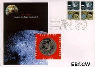 Nederland NL ECU001  1994 Eerste mens op de maan  cent  Postfris