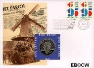 Nederland NL ECU005  1995 Bevrijding  cent  Postfris