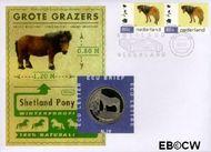 Nederland NL ECU019  1997 Natuurlijk Landschapsbeheer  cent  Postfris