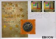 Nederland NL ECU022  1997 Voorzitter E.E.G.  cent  Postfris