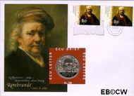 Nederland NL ECU038  1999 Nederlandse kunst 17e eeuw  cent  Postfris