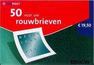 Nederland NL HBb2049  2002 Rouwzegel 39 cent  Postfris