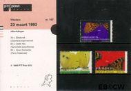 Nederland NL M107  1993 Natuur en milieu  cent  Postfris