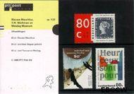 Nederland NL M132  1995 Diversen  cent  Postfris