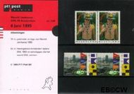 Nederland NL M139  1995 Manifestaties  cent  Postfris