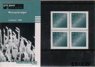 Nederland NL M180  1998 Rouwzegel  cent  Postfris