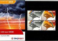 Nederland NL M293  2004 K.N.M.I.  cent  Postfris
