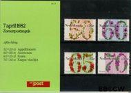 Nederland NL M3  1982 Floriade  cent  Postfris