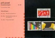 Nederland NL M42  1986 Vaardigheden  cent  Postfris