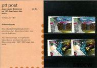 Nederland NL M44  1987 Diversen  cent  Postfris