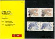 Nederland NL M5  1982 Waddengebied  cent  Postfris