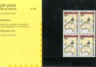 Nederland NL M59  1988 Australië  cent  Postfris