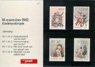 Nederland NL M9  1982 Kind en dier  cent  Postfris