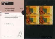 Nederland NL M97  1992 Ned. Ver. Kindergeneeskunde  cent  Postfris
