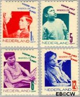 Nederland NL R90#R93  1931 Misdeelde kind  cent  Gestempeld