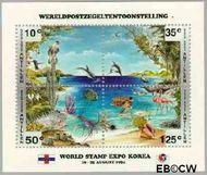 Nederlandse Antillen NA 1070  1994 Natuurbehoud 85 cent  Postfris