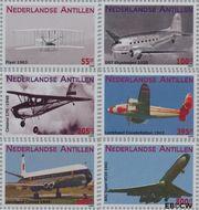 Nederlandse Antillen NA 1959#1964  2009 Historische vliegtuigen 200 cent  Postfris