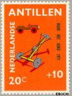 Nederlandse Antillen NA 443  1971 Speelgoed 20+10 cent  Gestempeld