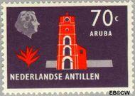 Nederlandse Antillen NA 463  1973 Landschappen 70 cent  Gestempeld