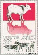 Nederlandse Antillen NA 523  1976 Landbouw 15 cent  Gestempeld