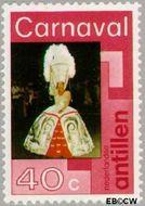 Nederlandse Antillen NA 533  1977 Carnaval 40 cent  Gestempeld