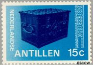 Nederlandse Antillen NA 573  1978 Bank Nederlandse Antillen 15 cent  Gestempeld