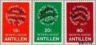 Nederlandse Antillen NA 588#90  1978 Energiebesparing  cent  Gestempeld