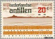 Nederlandse Antillen NA 593  1978 Radiodienst 20 cent  Gestempeld