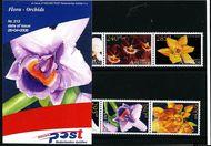 Nederlandse Antillen NA M212  2006 Orchidieeën  cent  Postfris