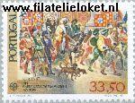 POR 1564# Postfris 1982 C.E.P.T.- Historische gebeurtenissen