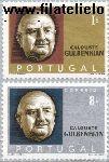POR 985#986 Postfris 1965 Gulbenkian, Calouste