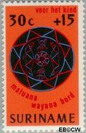 Suriname SU 651  1975 Cultuur 30+15 cent  Gestempeld