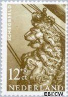 Nederland NL 769  1962 Museumvoorwerpen 12+8 cent  Postfris