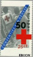 Nederland NL 1293a  1983 Rode Kruis- doelstellingen 50+25 cent  Postfris