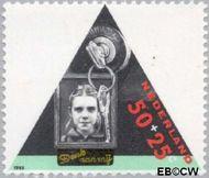 Nederland NL 1340  1985 Kind en verkeer 50+25 cent  Postfris