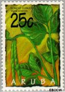 Aruba AR 160  1995 Arubaanse vruchten 25 cent  Gestempeld