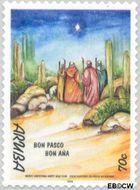 Aruba AR 241  1999 Bijbelse voorstellingen 70 cent  Gestempeld