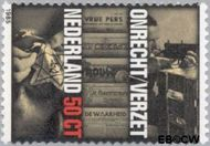 Nederland NL 1329  1985 Verzet en bevrijding 50 cent  Gestempeld