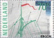 Nederland NL 1337  1985 Sail '95 70 cent  Gestempeld