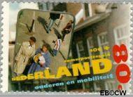 Nederland NL 1640  1995 Ouderen en mobiliteit 80+40 cent  Gestempeld