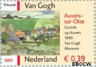 Nederland NL 2150  2003 Vincent van Gogh 39 cent  Gestempeld