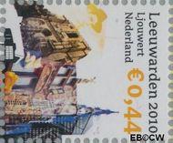 Nederland NL 2718A#  2010 Mooi Nederland- Leeuwarden  cent  Gestempeld