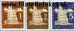 POR 960#962 Postfris 1964 Sameiro- Kerk