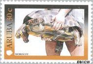 Aruba AR 261  2001 Standaardserie II 30 cent  Gestempeld