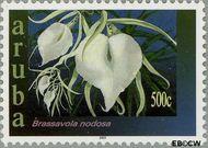 Aruba AR 301  2003 Orchideeën 500 cent  Gestempeld