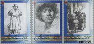 Aruba AR 411#ar413\  2008 Rembrandt  cent  Postfris